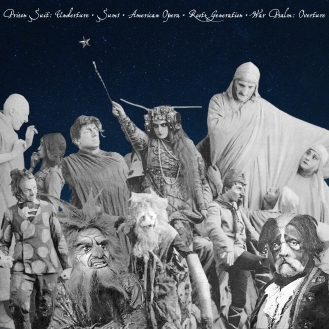 Kin Capa - The American Opera, back cover